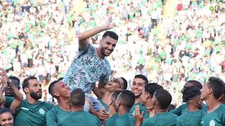Le Raja rend hommage à Mohamed Oulhaj