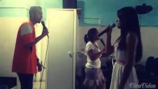 Gislaine e Mylena - Dependente  Cover (Samuel Ivanna e Mirian )