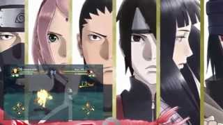 The Last Naruto the Movie Hinata x Naruto First Love Toneri Otsutsuki Trailer