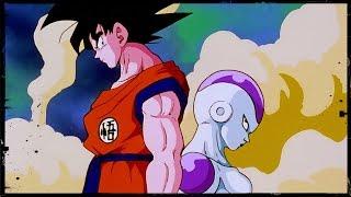 Dragon Ball Z 「AMV」- Goku vs Frieza  (Rise)