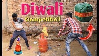 दीपावली दमदार धमाका (World's Biggest FireCrackers Battle)    Happy Diwali    Comedy Fukrey