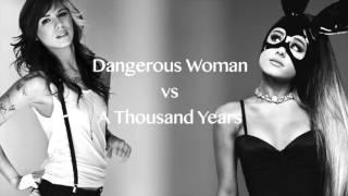 """""""The Dangerous Years"""" - Mashup of Ari/Christina"""