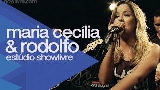"""""""Espalhe amor"""" - Maria Cecília & Rodolfo no Estúdio Showlivre 2014"""