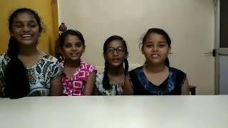 Sonu song by RJN's little Girls
