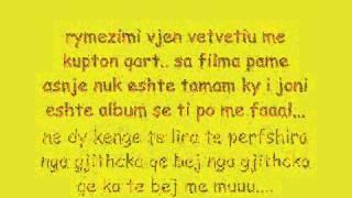 Samanta Dhe Stine - Kam Filluar Te Ndjej (Lyrics)