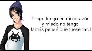 (CDM) ARMIN ~ Drag Me Down [cover español]