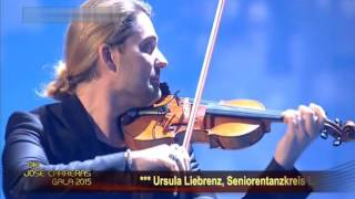David Garrett - Midnight Waltz 2015