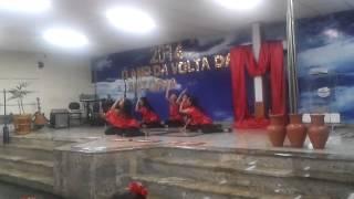 Coreografia Querida Mãe - Betânia Lima