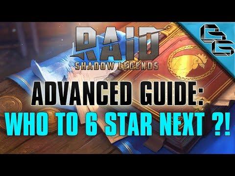 RAID: Shadow Legends | Who to 6 Star Next?!? | Advanced Guide
