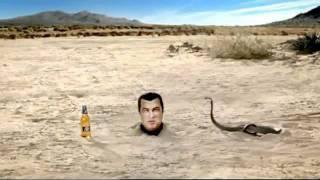 Steven Seagal   Carlton Dry Advert 1