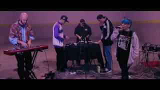 TALYA la lia - Basement Bars - Feat Pere Jou // JUST A LIVE