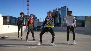 Ayo & Teo DANCE KLONDIKE BLONDE-DRIP
