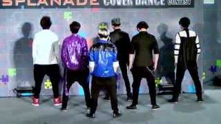 140518 NEO Planet cover EXO - History @Esplanade Cover Dance Contest (Audition)