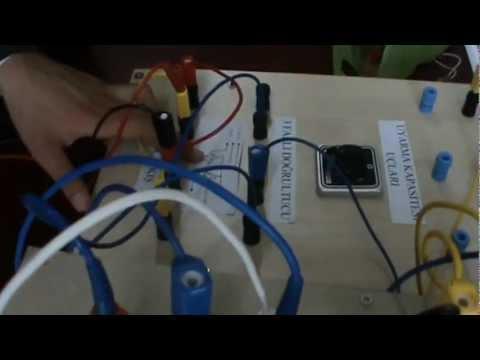 assenkron motorun asenkron generatörü olarak çalıştırılması