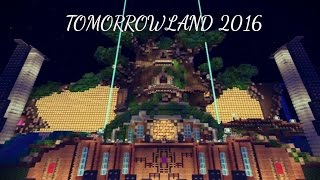 Minecraft: Tomorrowland 2016 - Offical Trailer// RPC