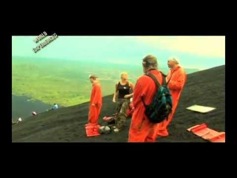 "Nicaragua, Cerro Negro, Sandboarding, ""World Experiences"""