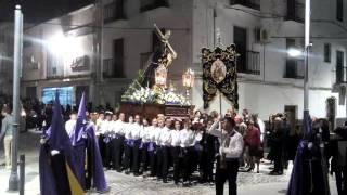 Semana Santa de Huesa 2016. Procesión de Viernes Santo