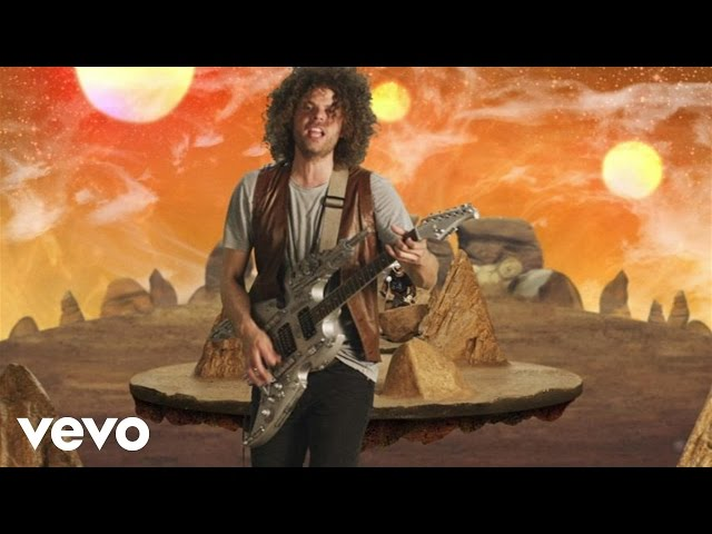 "Vídeo de ""Victorious"" de Wolfmother"