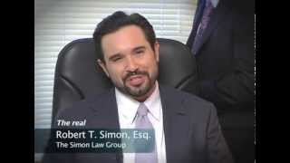 Congratulations, Robert Simon - The Simon Law Group - OCTLA Young Gun 2014