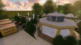 Plaza Nueva Vida  por grupo PRISMA