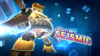 Mighty No. 9 | 'Beat Them At Their Own Game' trailer | PS4, PS3, PS Vita