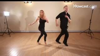 How to Do the Suzy Q Dance Step | Salsa Dancing