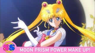 Moon Prism Power Make Up! | Sailor Moon Crystal | SeraSymphony