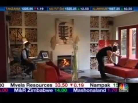 The Peech Hotel on CNBC Africa