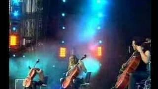 Apocalyptica - Toreador II (live at Rock im Park 2003)