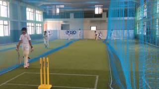 Maverick Turf Cricket Pitch installed at Gopalan Sports Centre