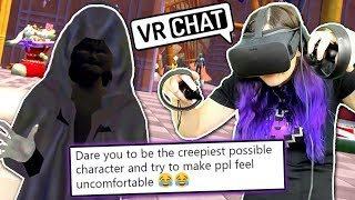 Doing YOUR Dares in VRChat (Funny Moments)