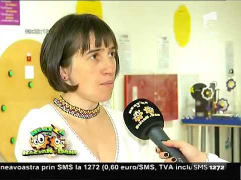 Orăşelul cunoaşterii, primul muzeu interactiv pentru copii din România