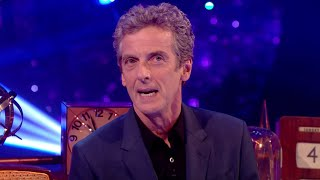 Peter Capaldi on Auditioning for the Doctor - Doctor Who Live: The Next Doctor - BBC