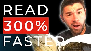 Learn To Speed Read: Read 300% Faster in 15 Minutes width=