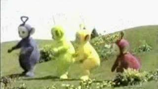 Teletubbies Dance To Lil Jon - Snap Yo Fingers!!