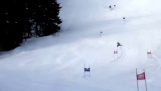 xxx. yy run. Audi Alpine Ski Tour 2016, Koli