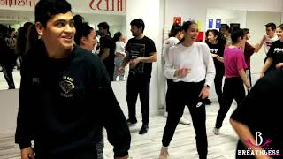 Workshop de DANCEHALL con David Salort en Breathless Dance Center