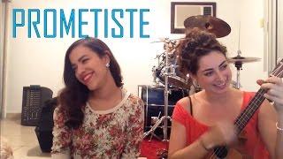 Prometiste - Pepe Aguilar (cover) Natalia Aguilar
