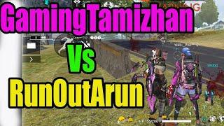 Rank Squad match tips and tricks   Run gaming vs gaming Tamizhan   Run gaming