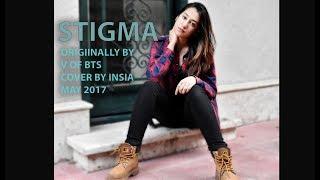 Stigma - V of BTS (cover by Insia)