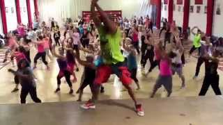 Ricardo Rodrigues • Zumba Fitness • My Jam • Mr. Vegas ft Pitbull