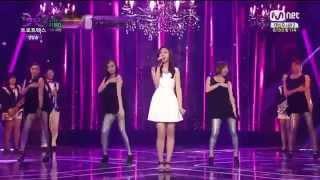 Mnet 트로트엑스 이지민 - 사랑의배터리