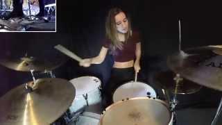 Powerful - Drum Cover - Major Lazer ft Ellie Goulding & Tarrus Riley