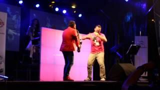 SóloSaxo y David Argos - Vivir mi vida Marc Anthony (Cover) // SúperFest