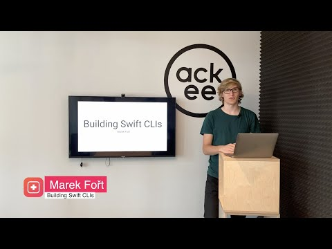 Building Swift CLIs