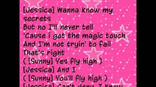 """The Boys"" (English Version) with LYRICS - Girls Generation (SNSD 소녀시대)"