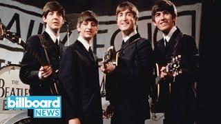 The Beatles to Release a Limited Edition Box Set of Christmas Material | Billboard News