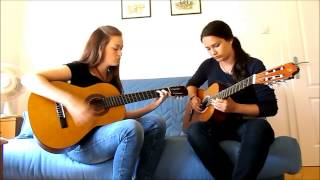 Deep Purple - Soldier of fortune (Cover by Vera & Aleksandra)