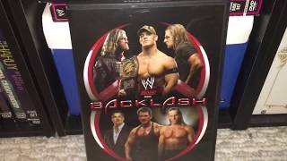 WWE Backlash 2006 DVD Review