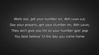 Royce Da 5'9 - Summer On Lock (feat. Fabolous, Jadakiss & Pusha T (Lyrics)